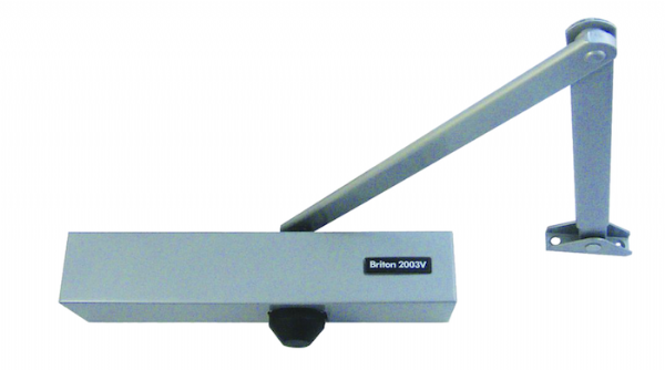 BRITON 2003V Size 1-4 Overhead Door Closer